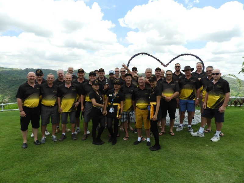 2018 Envy Bistro Sports Suites Invitational Golf Tournament